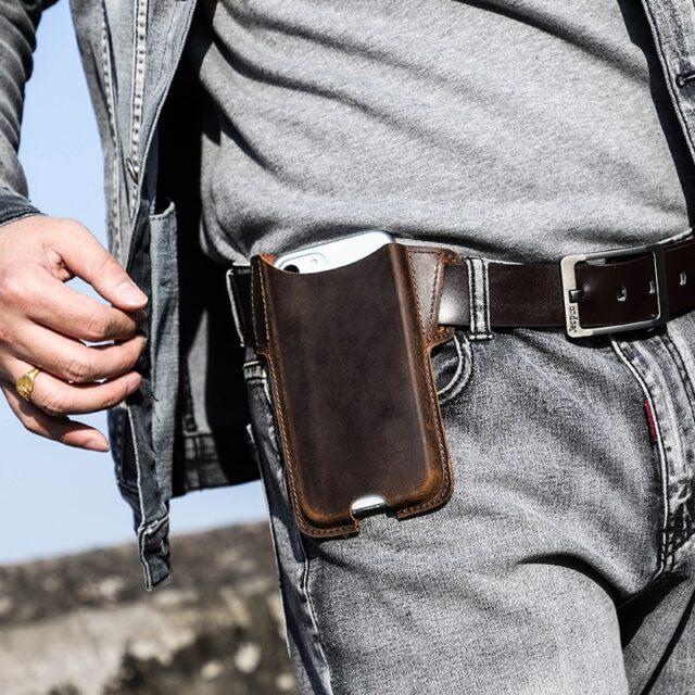 Etui portable ceinture