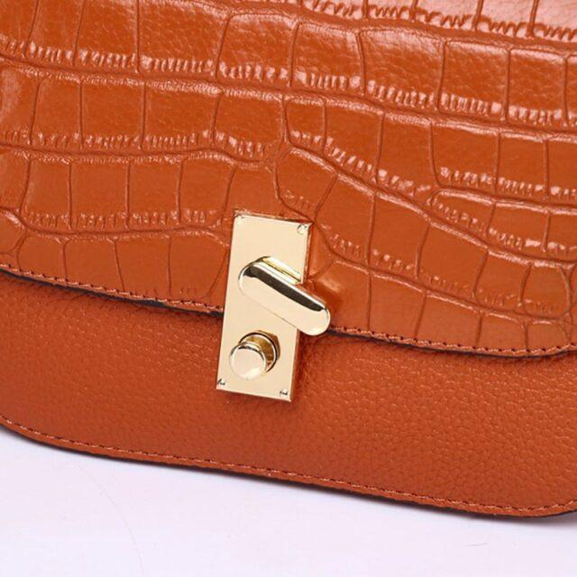 Petit sac bandoulière cuir