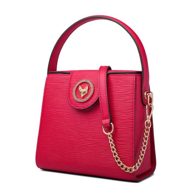 Petit sac bandoulière cuir femme
