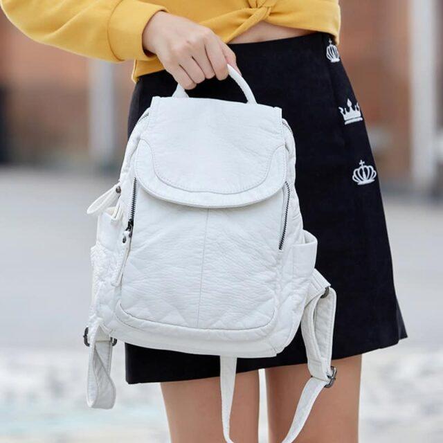 Mini sac à dos femme