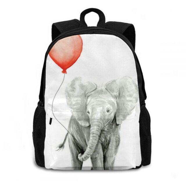 Sac a dos elephant