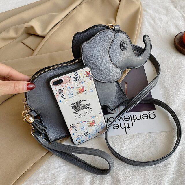 Sac a main elephant